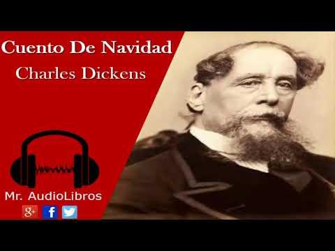 Cuento De Navidad - Cancion De Navidad - Charles Dickens - audiolibro en español