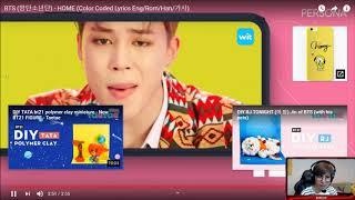 BTS (방탄소년단) - HOME | Viruss Reaction Kpop