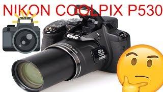 مراجعة كاميرا من نيكون NIKON COOLPIX P530