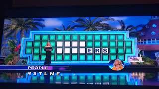 Wheel of Fortune Bonus Round (September 28, 2018)