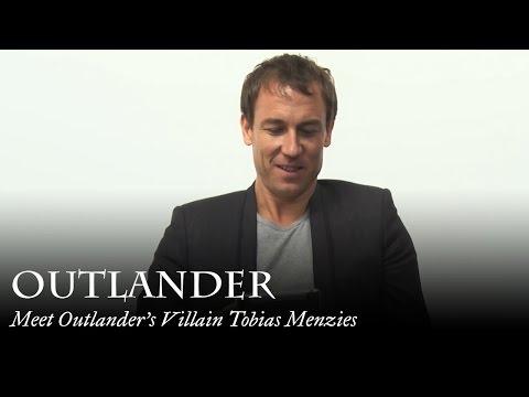 Outlander  Outlander's Villain Tobias Menzies answers some questions