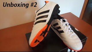 Unboxing #2 Adidas Goletto FG Sn40 ®