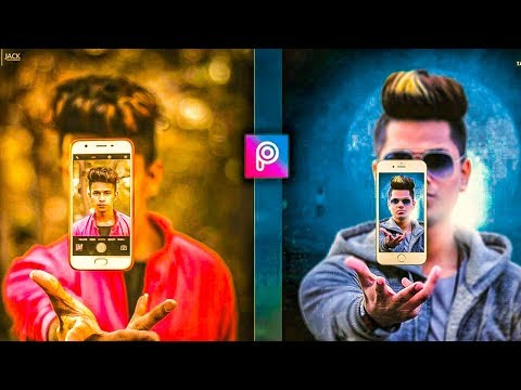 New Viral Photo Editing Tutorial  - Instagram Viral Photo Editing thumbnail