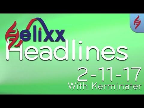 Helixx Headlines 02/11/2017