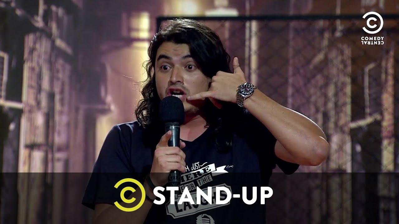 Juan Gabriel Ruiz II @ #StandupEnComedy - YouTube
