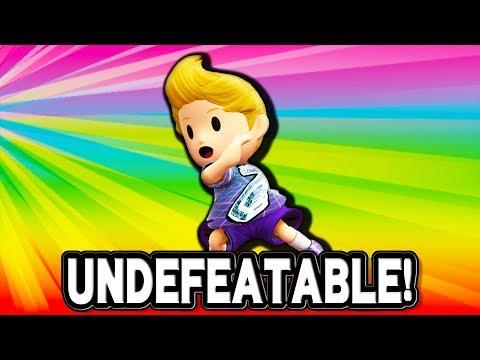 Power of LOVE | Undefeatable! ~ LUCAS! Ep. 7 ~ SSB4 Wii U