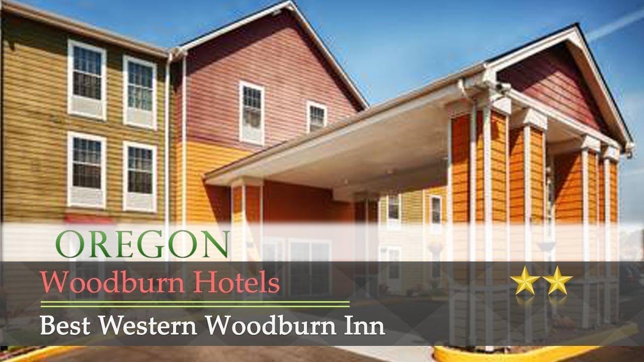 Best Western Woodburn Inn Hotels Oregon