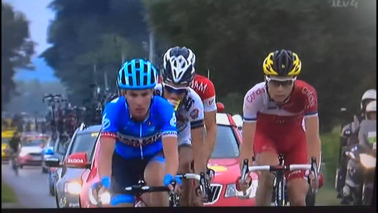 Martin Elmiger Tour De France