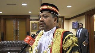 Dewan Negara Speaker praises Tun M