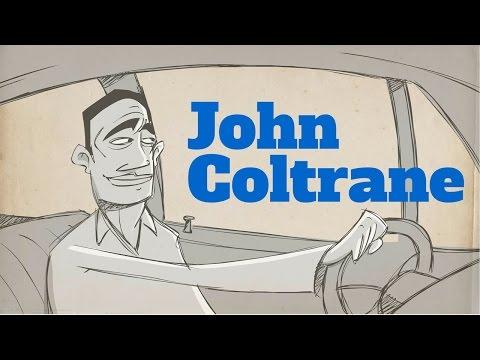 John Coltrane on Giant Steps   Blank on Blank