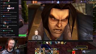 """Asmongold Reacts to """"World of Warcraft: Mists of Pandaria... 5 Years Later 