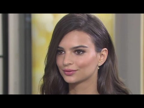 Gone Girl's Emily Ratajkowski On Kissing Ben Affleck | TODAY