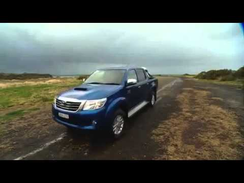 Toyota Hilux Review (New Toyota Hilux)