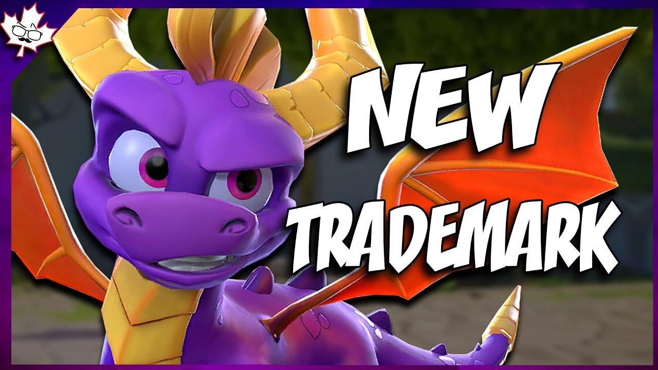 New Spyro Trademarks Discovered!