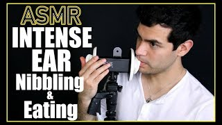 Gambar cover ASMR - INTENSE Ear Eating & Nibbles (Male Whispering for Sleep and Relaxation)