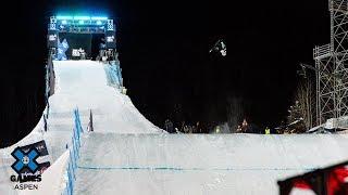 Takeru Otsuka wins Men's Snowboard Big Air gold | X Games Aspen 2019