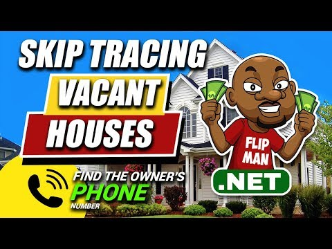 Skip Tracing Vacant Houses With Dealulator | Find Motivated Sellers Phone Numbers | Flipping Houses