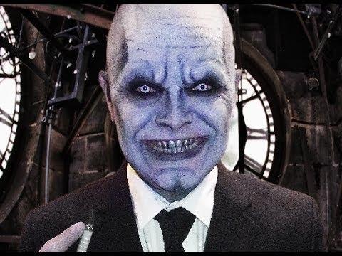 The Gentlemen Buffy The Vampire Slayer Makeup Tutorial