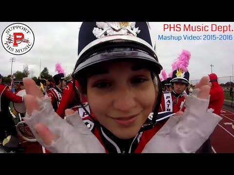 Portsmouth High School Music Mashup Video: 2015-2016 (+ Bloopers)