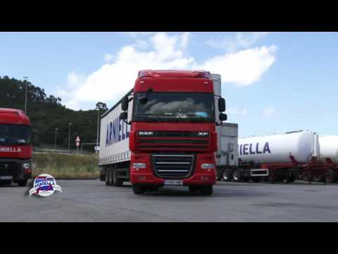 Empresas de Transporte en Cantabria: Transportes Arniella