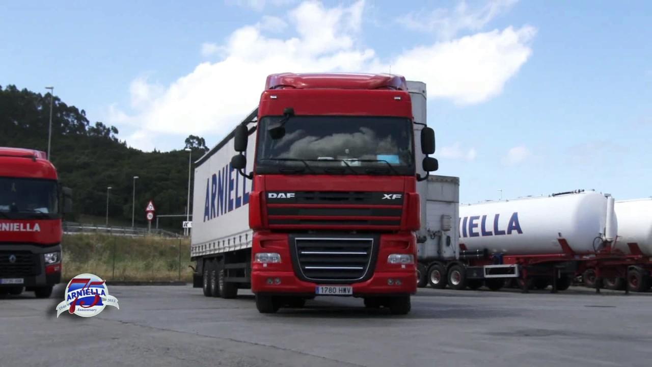 Empresas de transporte en cantabria transportes arniella for Empresas de transporte en tenerife