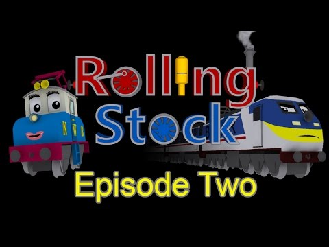 """Rolling stock - Episode 2: """"Enter the Sparrow"""""""