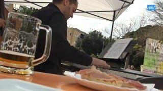 Luis Suria, Andrés Lizón y Mika Rösten - Música a la Plaça [02] | @pregoner_es