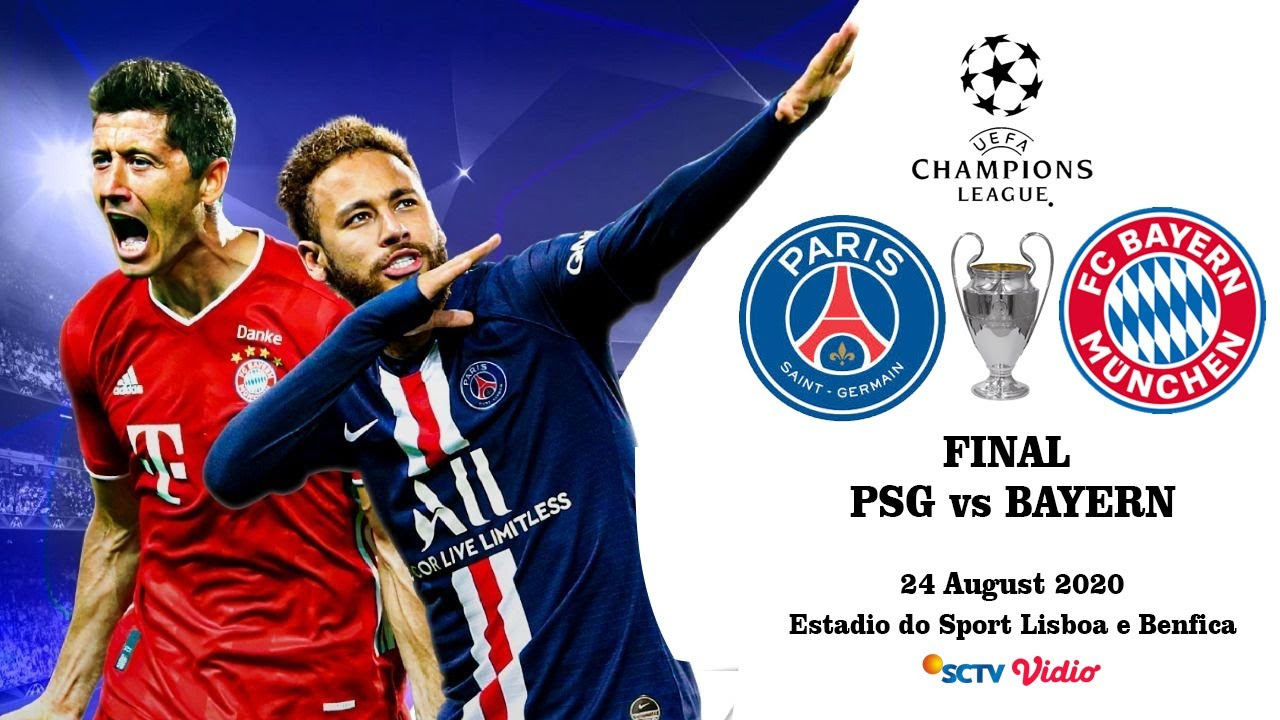 PSG VS BAYERN MUNCHEN LIVE STREAMING - YouTube