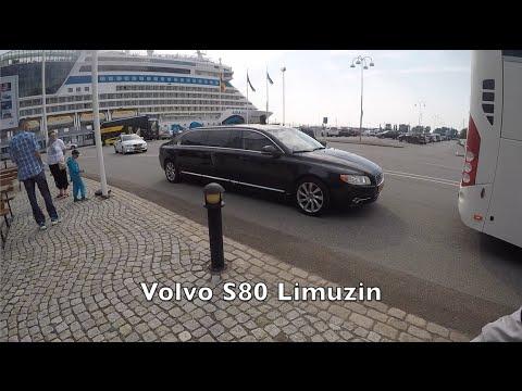 Volvo Torslanda Fabrika Turu, Volvo Müzesi Gezisi, S80 Limuzin Testi /// Video Blog - Akselerasyon