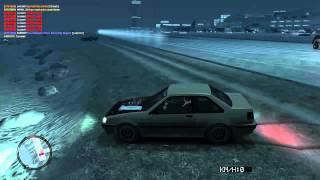GTA IV - مين يقدر يمشي على كفر واحد ؟