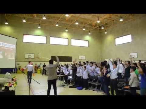 International School of London, Qatar - World Scholar's Cup Doha Round 2015
