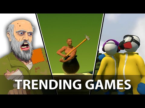 TOP 6 TRENDING GAMES YOU HAVE TO TRY | DIFFICULT ANDROID GAMES