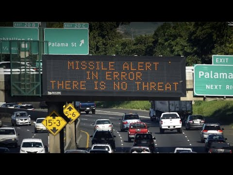 Inside the Hawaii command center where missile alert mistake was made