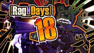 16+ [Rag_Days] #18 - Страшный суд: все сЦут! - часть 1 (five nights at freddy