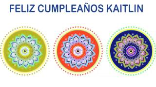 Kaitlin   Indian Designs - Happy Birthday