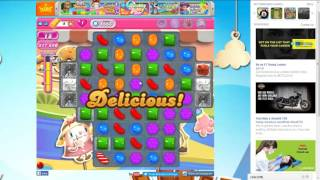 Candy Crush Level 1555