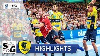 SG Flensburg-Handewitt - Rhein-Neckar Löwen | Highlights - DKB Handball Bundesliga 2018/19