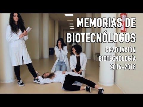 Memorias de Biotecnólogos - Graduación Biotecnología USAL 2018