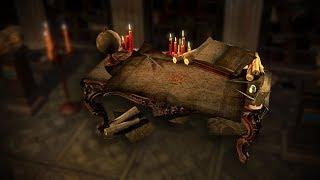 Path of Exile: Atlas Table Hideout Decoration