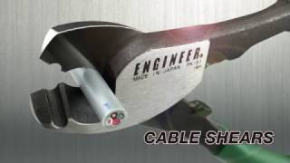 CABLE SHEARS