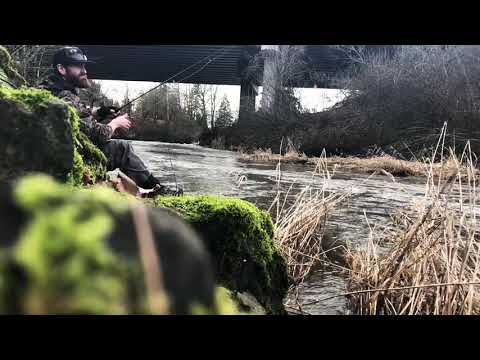 Steelhead Fishing Salmon Creek Washington