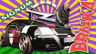 Opel Signum| Test and Review| BRI4KA.COM