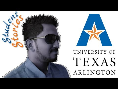 Nikshith Varma | UT Arlington | MS in CS | Fall 2018 | Student Stories