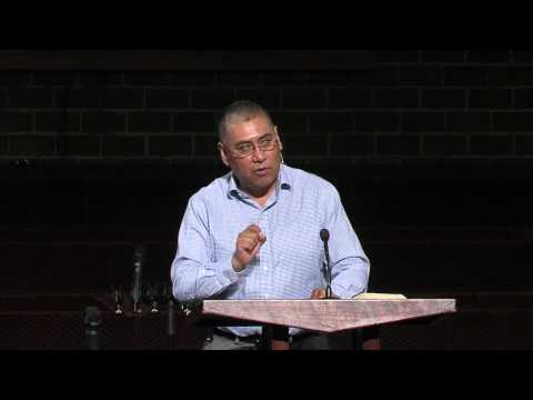 Pastor Juan Ancalle- Tiempo de afrontar/Time to Address 07/06/2014