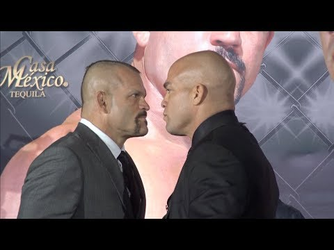 Golden Boy MMA Present Liddell Vs Ortiz 3 Press Conference EsNews Boxing