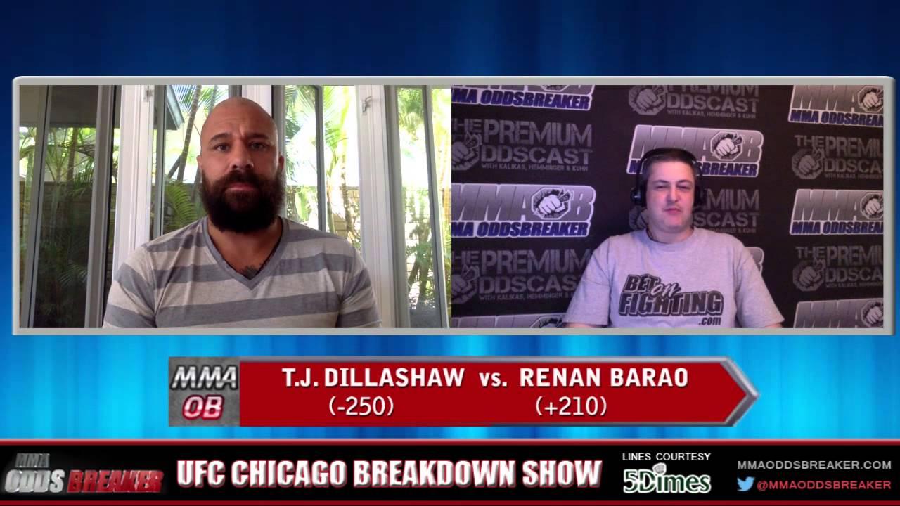 UFC on FOX 16 Breakdown Show w/ Frank Trigg and Nick Kalikas