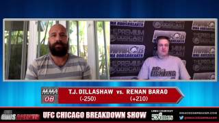 UFC on FOX 16 Breakdown Show w/ Frank Trigg and Nick Kalikas