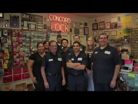 Concord Locksmith Video - Concord, CA United States - Public
