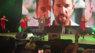 Michael Wendler- Opening- Arena Oberhausen2017 - Wir war`n, wir sind, wir bleiben