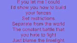 Fences by Paramore lyrics